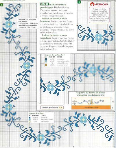 projetos - Ponto Cruz - Jordana Arnas Castanheira de Almeida - Álbuns da web do Picasa