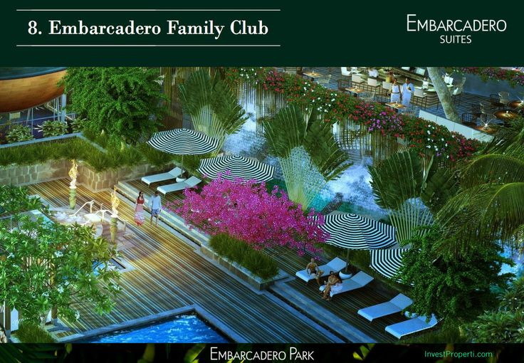 Embarcadero Suites Family Club Bintaro