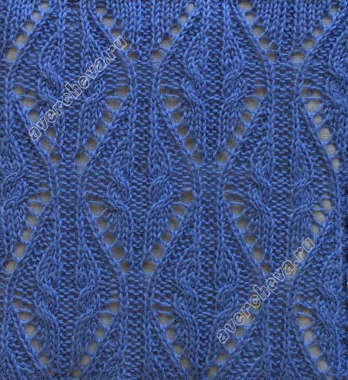 175 best images about Lace panel knitting stitches on Pinterest Models, Kni...