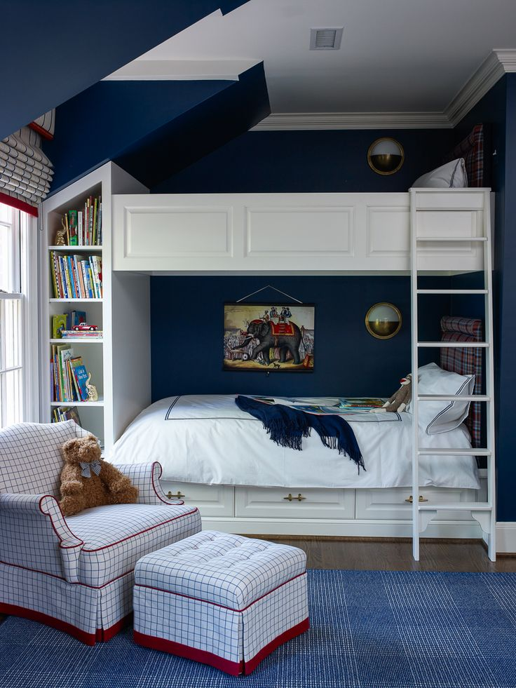 Best 51 Best Images About Bunk Beds On Pinterest Built In 400 x 300
