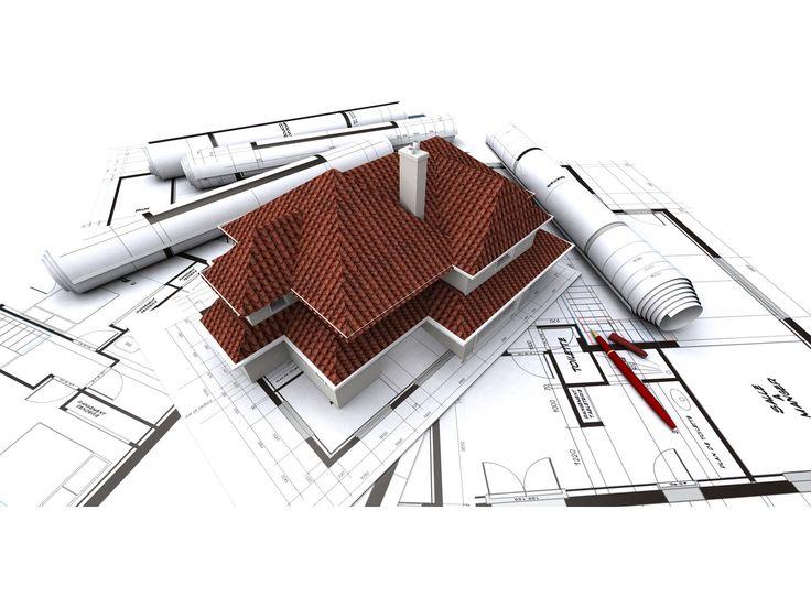 3D Building Construction Wallpaper Wide