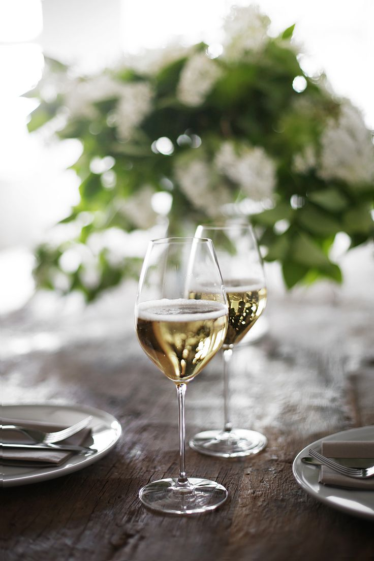 Wine glasses from Riedel | PerPR