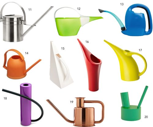 A watering can is one of those things you don't think of having (or have room for) when you live in the city. (Or maybe you do, if you're all green thumb-y.) A while back, I fell in love with … Continue reading →