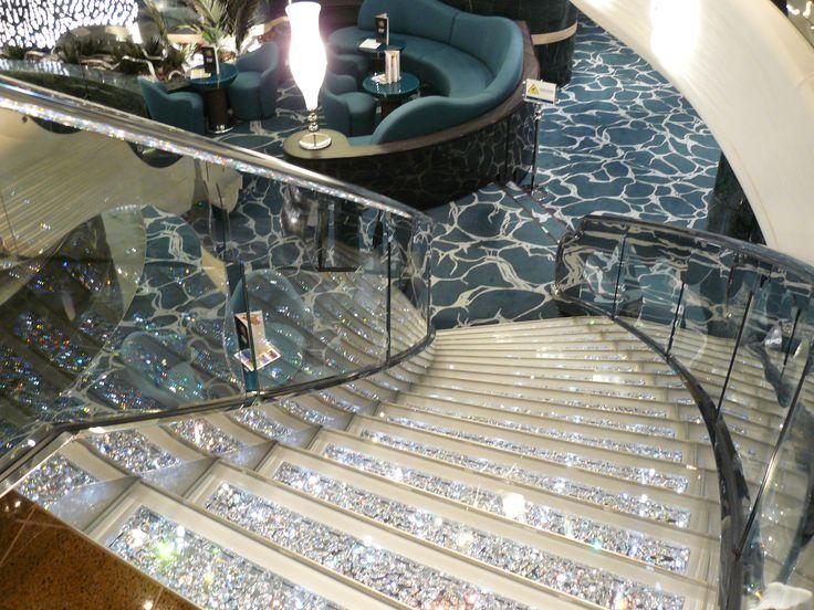kristályos lépcső