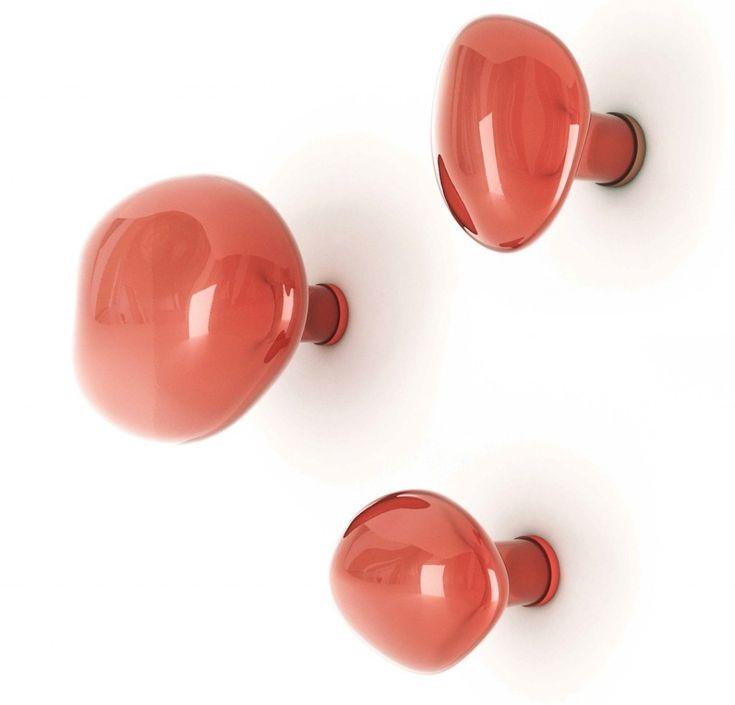 Bubble Coat Hooks by Vaulot & Dyèvre for Petite Friture. chez maniglier