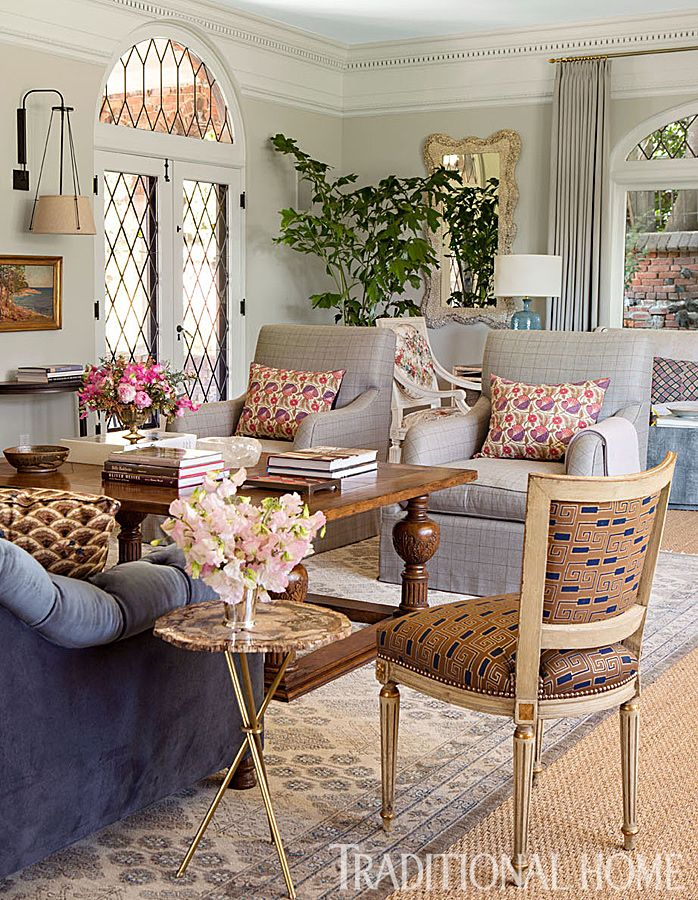 10 best images about updated tudor interior on pinterest eclectic living room beautiful homes