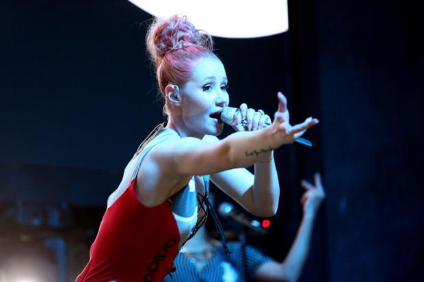 """Iggy Azalea Confirms That Her """"Switch"""" Music Video Is Dead"""