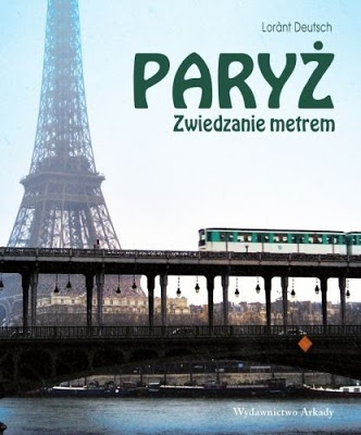 Paryż zwiedzanie metrem