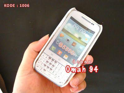 Hard Case Cangkang Berlubang Samsung Galaxy Chat B5330 PUTIH (WHITE) | Toko Online Rame - @rameweb - Prioritas, SMS, Whatsapp, Telepon :  +62-271-312-0700  Alternatif 2 :  +62-896-8716-1311 (SMS)