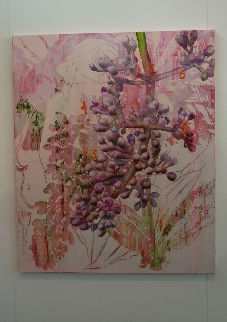"Nikkie le Nobel ""Herbarium"" Beurs Realisme A,dam"
