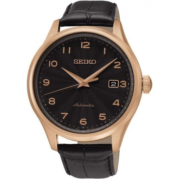 Decorate your wrist.Black is timeless fashion trend #Seiko #Watches #Luxury Watches #online watches for women #online watches for men #FREESHIPPING #Seiko srp706k1  #UPTO20%OFF . https://feeldiamonds.com/swiss-luxury-watches-for-men-women/seiko-watches-offers-online/seiko-srp706k1-mens-neo-classic-automatic-watch