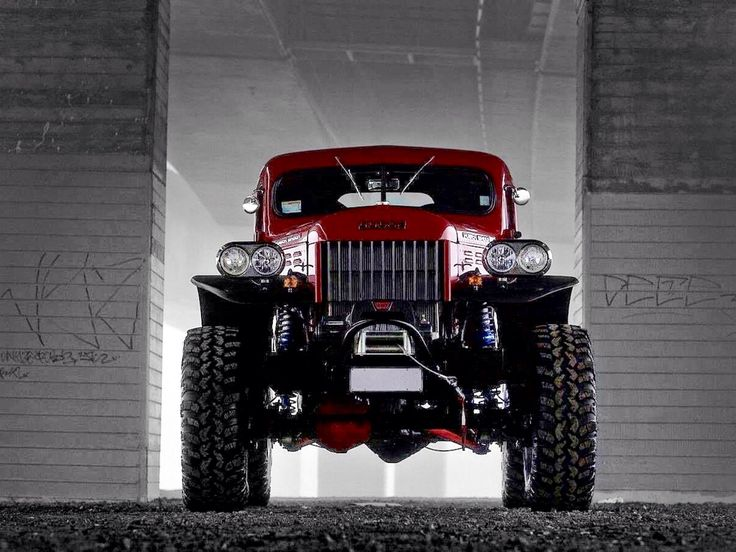 1950 Dodge Power Wagon Maintenance of old vehicles: the material for new cogs/casters/gears could be cast polyamide which I (Cast polyamide) can produce
