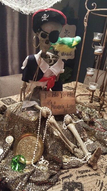 Pirate centerpiece                                                       …