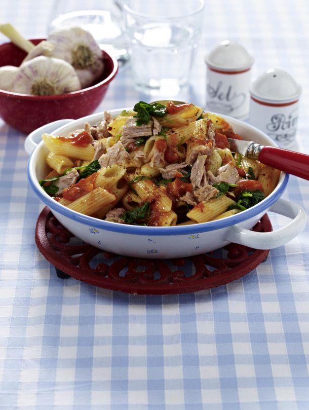 die 25+ besten ideen zu thunfisch pasta auf pinterest | thunfisch ... - Schnelle Küche Für Zwei