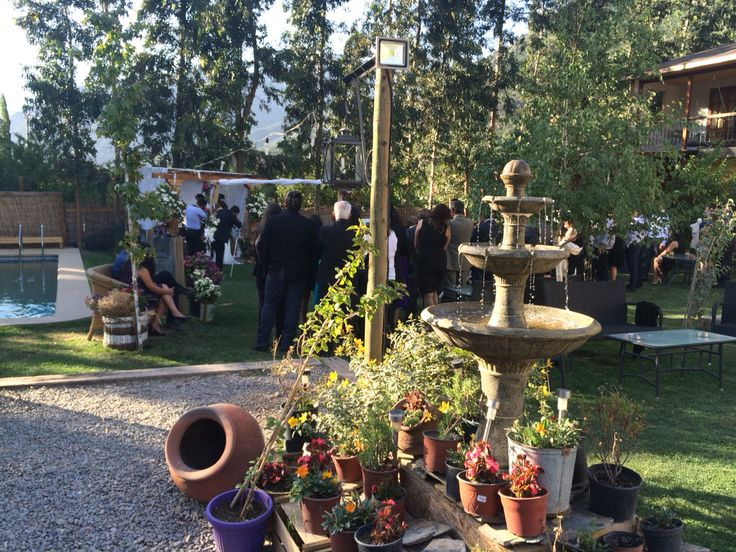 Matrimonio ceremonia civil al aire libre #matrimonio #boda #airelibre #campestre