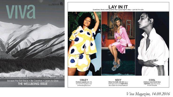 Andrea & Joen French Linen Loungewear - 'Evie' Shirt Dress in VIVA