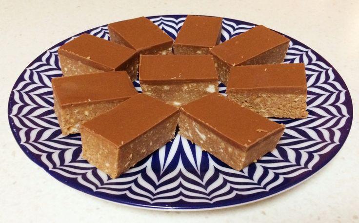Easy No-Bake Caramello Slice   Bake Play Smile