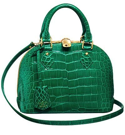 Louis Vuitton Crocodile Handbags