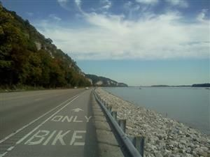 49 best biking the great river road images on pinterest bicycles sam vadalabene great river road bike trail alton il sciox Images