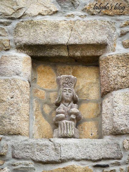 saint pol de leon  | Finistère | Bretagne | #statue