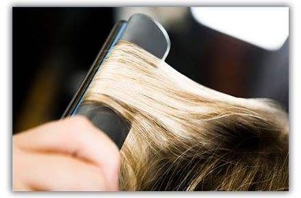 How to Curl Hair with Flat Iron