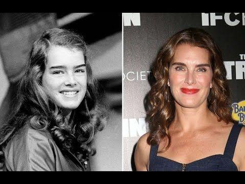 Голливудские актрисы тогда и сейчас