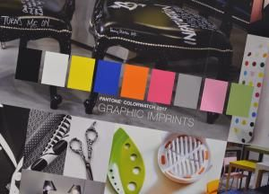 Pantone Graphic Imprints Palette