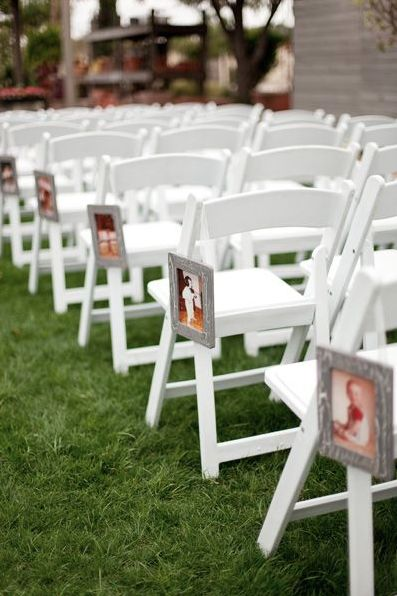 1138 best rustic wedding decorations images on pinterest rustic 10 ways to decorate your chairs at your wedding junglespirit Gallery