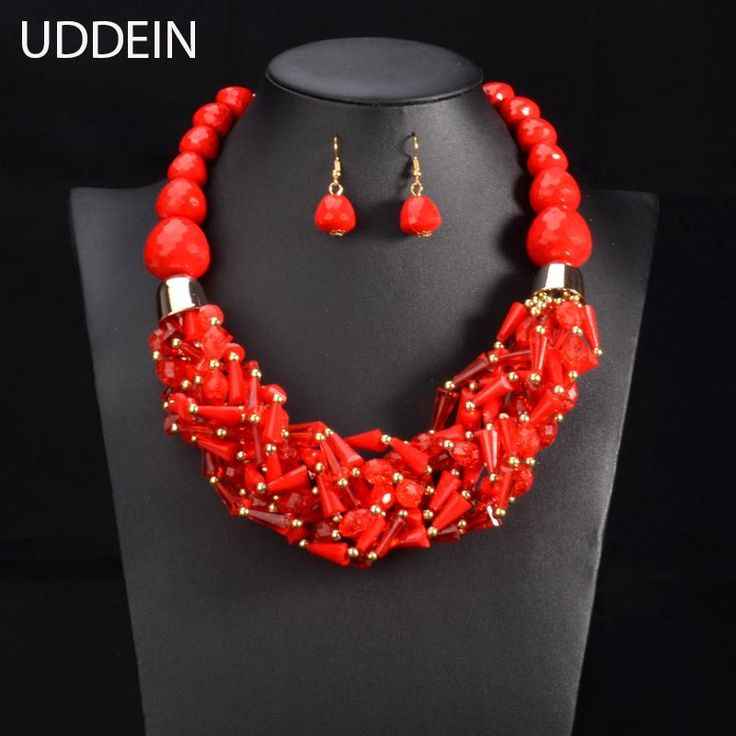 Item Type: Jewelry Sets Fine or Fashion: Fashion Model Number: 1512404 Material:…