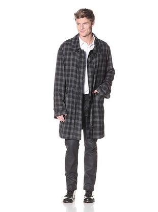 James Long Men's Big Boy Coat