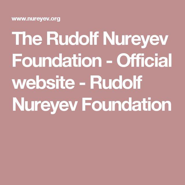 The Rudolf Nureyev Foundation - Official website - Rudolf Nureyev Foundation