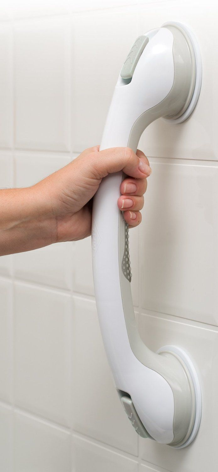 BEST Portable Suction Grip Bathtub and Shower Handle #
