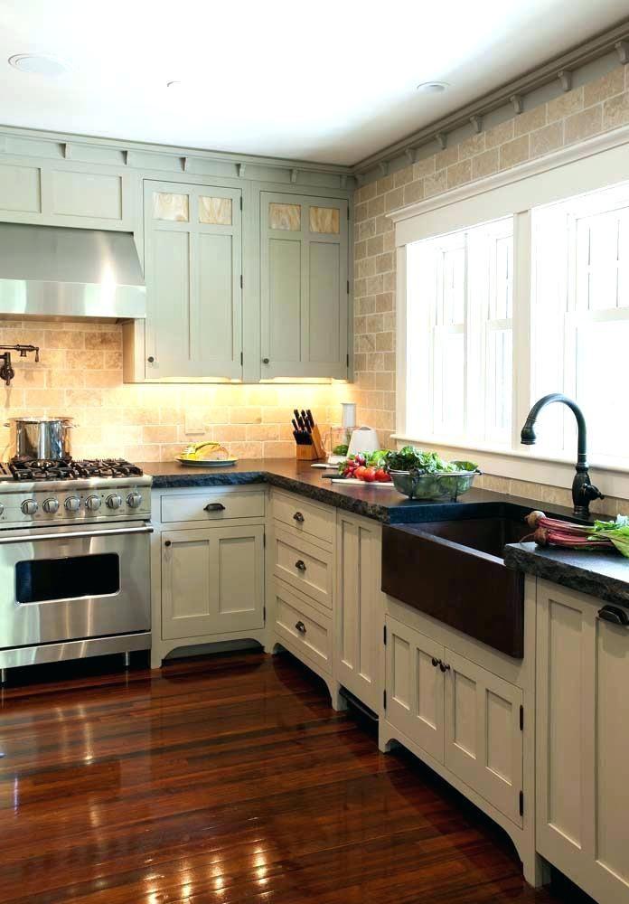 Craftsman Style Kitchen Cabinets Craftsman Style Kitchen Cabinets