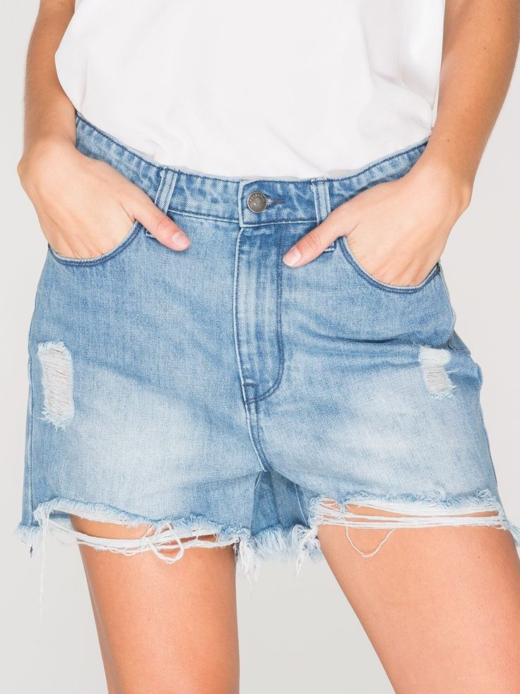 RES Denim - String It Out Skirt