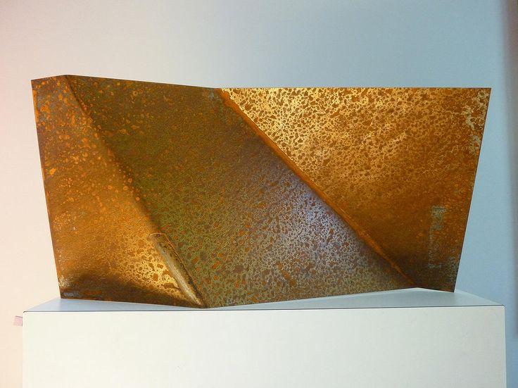 JR Jonathan Roy artiste peinture sculpture : Calibre vingt-deux (...) II, 2014
