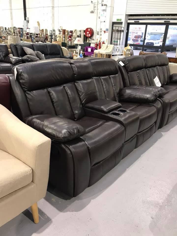 Reclining 3&2 Sofa Set - £1099 | Sofa Store, Sofa Set, Sofa