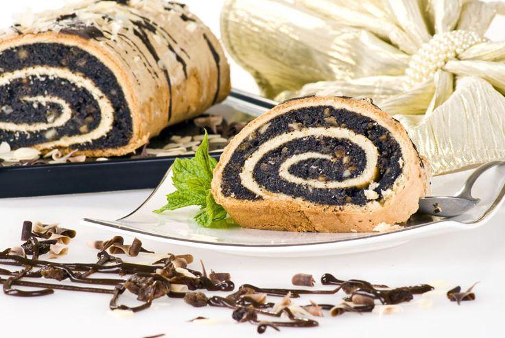 Per Natale ecco la ricetta del Makowiec, dolce polacco a base di semi di papavero. Un profumatissimo rotolo anticrisi: i semi di papavero portano fortuna!