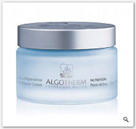 ALGOTHERM ALGONUTRI Krem do twarzy nawilżający odżywczy regenerujący - skóra sucha 50ml
