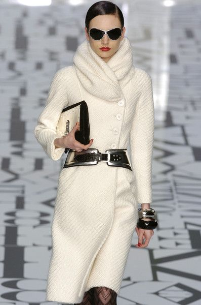 Whoever said you can't wear white after labor day? You totally can if you do it right. Valentino