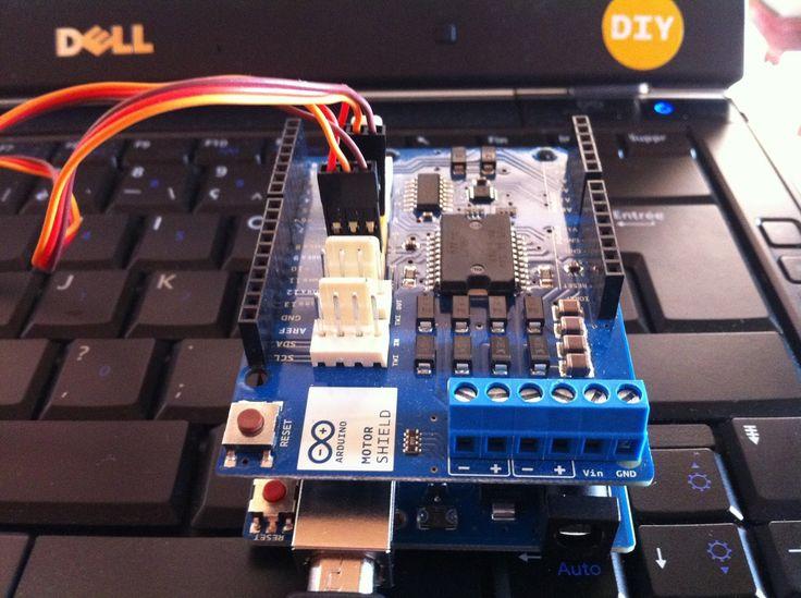 Die Besten 25 Arduino Motor Shield Ideen Auf Pinterest