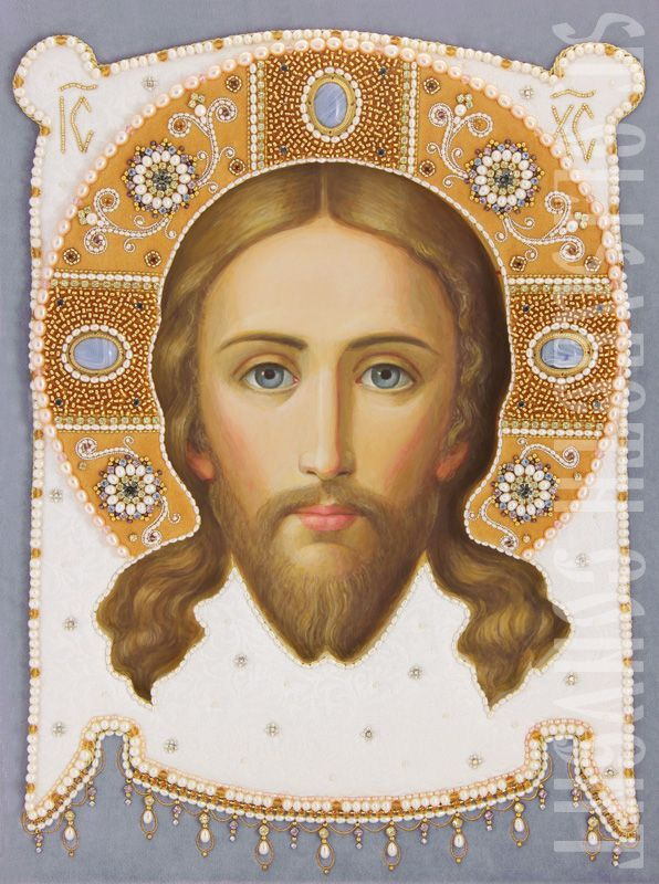 Image of Christ Not-Made-By-Hands | Icon Painting Studio of St Elisabeth Convent | Charitable Projects of St Elisabeth Convent (Belarus). More info here: https://www.facebook.com/H2Hfestivalpage/ | #christianity #faith #orthodoxy #icons #events #festivals #exhibition #masterclass #concert #choir #charity #Jesus #Christ #Savior #Lord #God #HolyTrinity