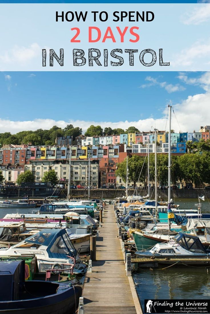 The ideal itinerary for a two day visit to Bristol, UK, including all the highlights, a detailed itinerary, and planning tips! #travel #uk #bristol