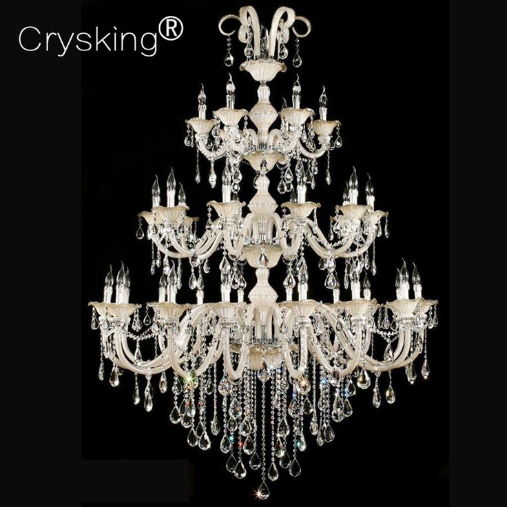 NEW! Luxury 32 Arms Maria Theresa Villa Chandelier Lamp with Top Quality and 5 Year Warranty (A CCVN8978-32), Free Shipping