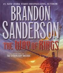 A new fantasy series by Sanderson in audiobook form.
