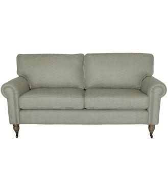 Laura Ashley - Kingston 2.5 Sofa in Dalton French Grey.