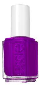 The Fuchsia of Art - Neon Violet Magenta - Purple Nail Polish by Essie
