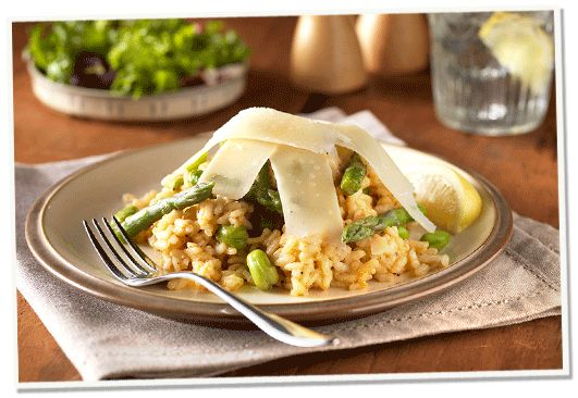 "Our fresh, Italian style Crab Risotto can produce a flavoursome, tantilizing dish, guaranteed to ""wow"" your guests. This is all made special with our extra-ordinary Crab Pate."