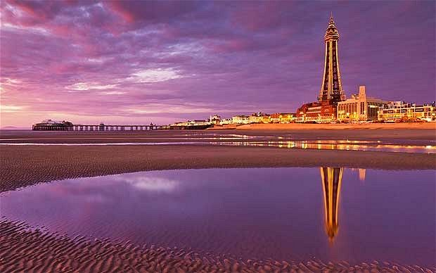 bing images of stage lighting | Blackpool Illuminations: Lighting up a magical night