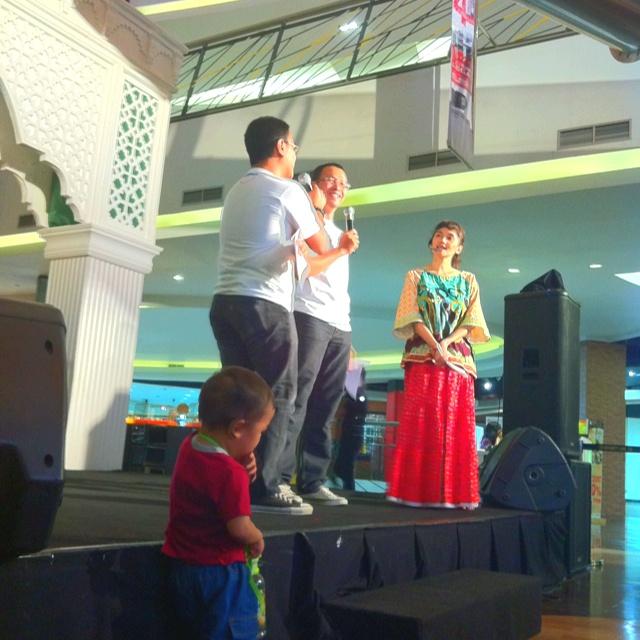 Ayah ASI & Poetri Soehendro for Kelopak Ind - Aug 2012