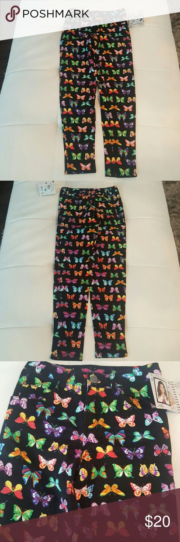 D-Signded Austin and Ally Cotton Pants Brand new with tags. Disney Bottoms Casual